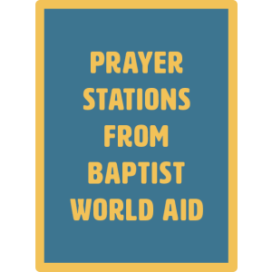 prayer stations baptist