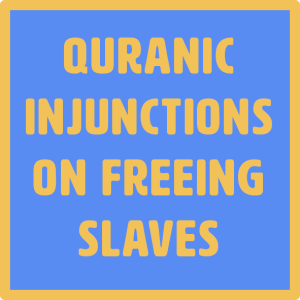 quranic injunctions